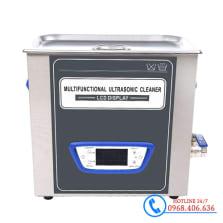 Hình ảnh Bể rửa siêu âm Trung Quốc Jeken TUC-45 (4.5 lít) sản phẩm có sẵn tại Stech Sài Gòn