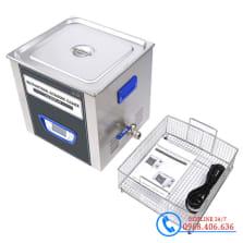 Hình ảnh Bể rửa siêu âm Trung Quốc Jeken TUC-150 (15 lít) cung cấp bởi Stech Sài Gòn. Sản phẩm có sẵn tại Hà Nội và Hồ Chí Minh