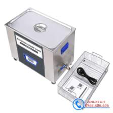 Hình ảnh Bể rửa siêu âm Trung Quốc Jeken TUC-220 (22 lít) cung cấp bởi Stech Sài Gòn. Sản phẩm có sẵn tại Hà Nội và Hồ Chí Minh