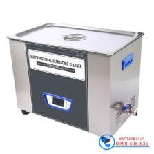 Hình ảnh Bể rửa siêu âm Trung Quốc Jeken TUC-450 (45 lít) cung cấp bởi Stech Sài Gòn. Sản phẩm có sẵn tại Hà Nội và Hồ Chí Minh