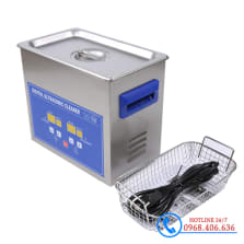 Hình ảnh Bể rửa siêu âm Trung Quốc Jeken PS-20A (3.2 lít) cung cấp bởi Stech Sài Gòn. Sản phẩm có sẵn tại Hà Nội và Hồ Chí Minh