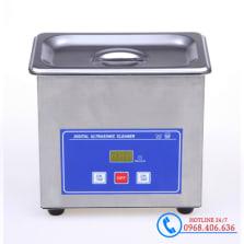 Hình ảnh Bể rửa siêu âm Trung Quốc Jeken PS-06A (0.6 lít) sản phẩm có sẵn tại Stech Sài Gòn