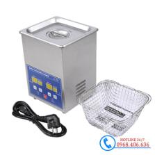 Hình ảnh Bể rửa siêu âm Trung Quốc Jeken PS-08A (1.3 lít) cung cấp bởi Stech Sài Gòn. Sản phẩm có sẵn tại Hà Nội và Hồ Chí Minh