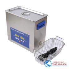 Hình ảnh Bể rửa siêu âm Trung Quốc Jeken PS-30A (6.5 lít) cung cấp bởi Stech Sài Gòn. Sản phẩm có sẵn tại Hà Nội và Hồ Chí Minh