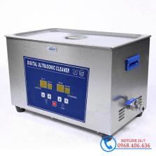 Hình ảnh Bể rửa siêu âm Trung Quốc Jeken PS-80A (22 lít) cung cấp bởi Stech Sài Gòn. Sản phẩm có sẵn tại Hà Nội và Hồ Chí Minh
