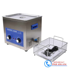 Hình ảnh Bể rửa siêu âm Trung Quốc Jeken PS-D40 (7 lít) cung cấp bởi Stech Sài Gòn. Sản phẩm có sẵn tại Hà Nội và Hồ Chí Minh