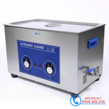 Hình ảnh Bể rửa siêu âm Trung Quốc Jeken PS-100 (30 lít) cung cấp bởi Stech Sài Gòn. Sản phẩm có sẵn tại Hà Nội và Hồ Chí Minh