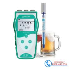 Hình ảnh Máy đo pH/mV/nhiệt độ trong đồ uống APERA PH850-BR sản phẩm có sẵn tại Stech Sài Gòn