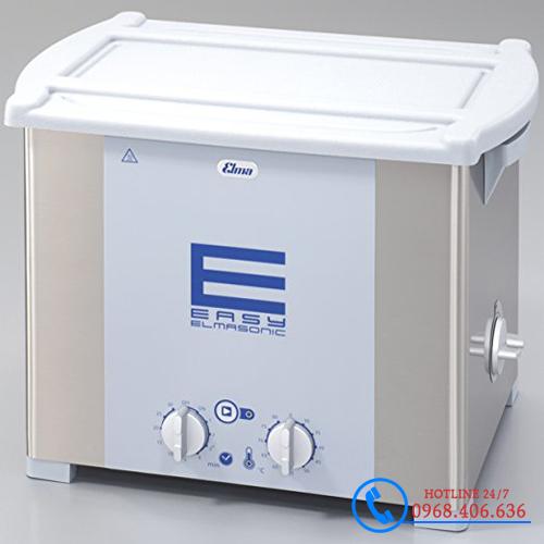 Hình ảnh Bể rửa siêu âm Elma™ Easy 40H - 4.25 lít - Có gia nhiệt sản phẩm có sẵn tại Stech Sài Gòn