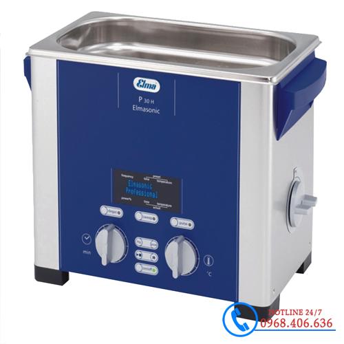 Hình ảnh Bể rửa siêu âm 2 tần số Elma™ P180H sản phẩm có sẵn tại Stech Sài Gòn