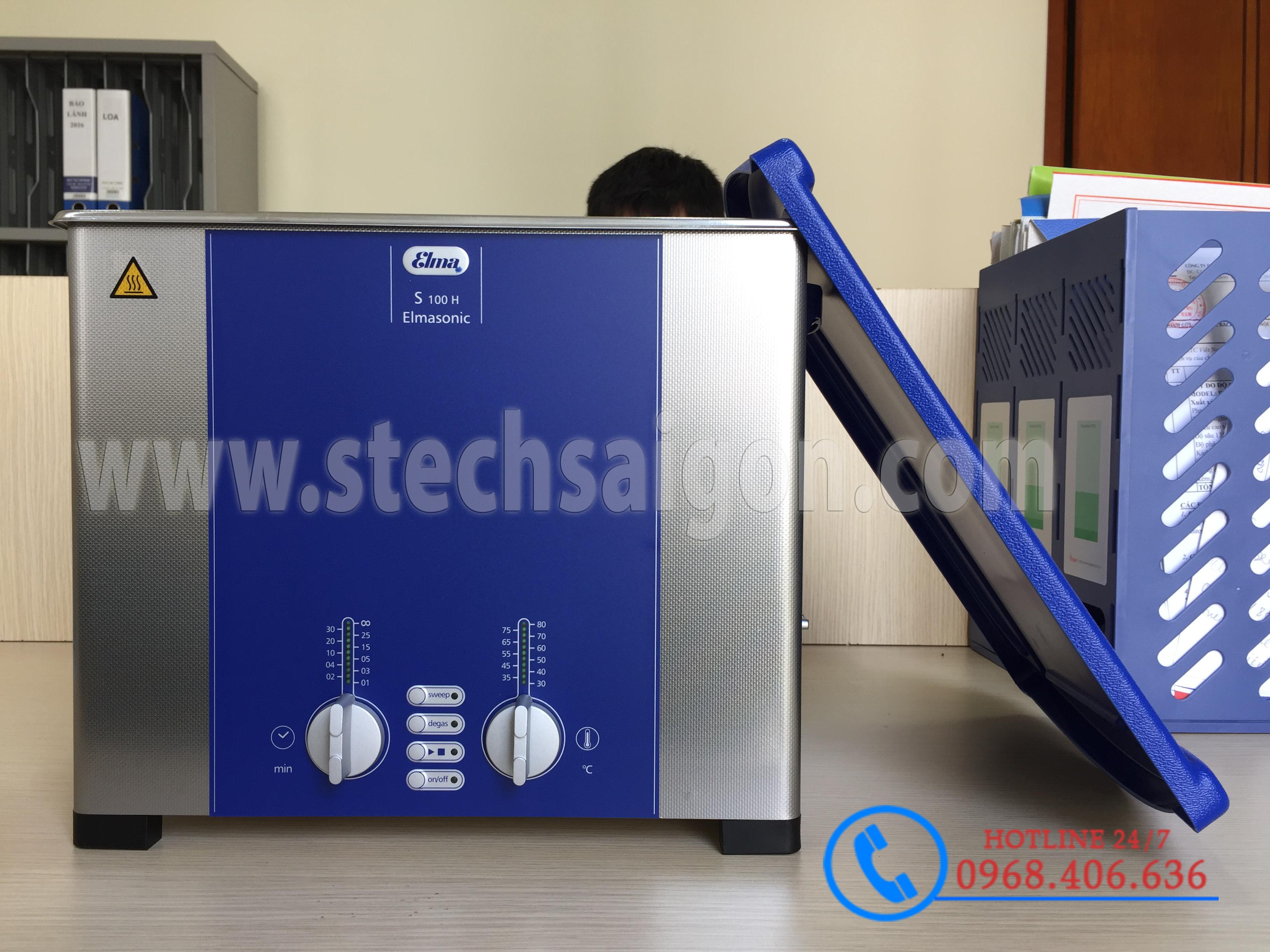 Hình ảnh Bể rửa siêu âm Elma™ S300 - 28 lít cung cấp bởi Stech Sài Gòn. Sản phẩm có sẵn tại Hà Nội và Hồ Chí Minh