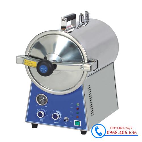 Hình ảnh Nồi hấp tiệt trùng xách tay Jibimed™ TM-T24J - 24 lít sản phẩm có sẵn tại Stech Sài Gòn
