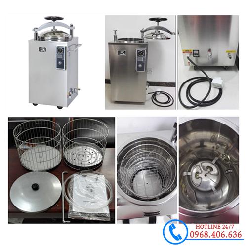 Hình ảnh Nồi hấp sấy tiệt trùng Jibimed™ SAT-50D - 50 lít cung cấp bởi Stech Sài Gòn. Sản phẩm có sẵn tại Hà Nội và Hồ Chí Minh