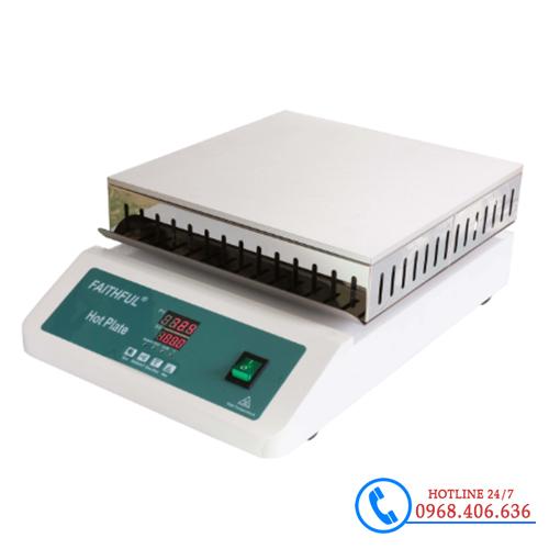 Bếp gia nhiệt Faithful SH-5  bề mặt gia nhiệt  300 x 300 mm - 320 độ - Stech Sài Gòn