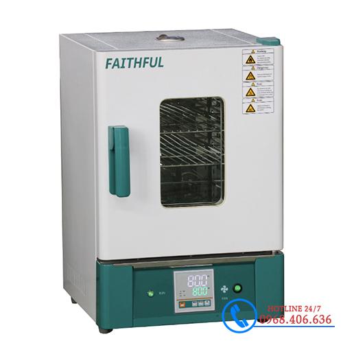 Tủ sấy 30 lít hiển thị LCD Faithful 300 độ ứng dụng rộng rãi buồng Inox