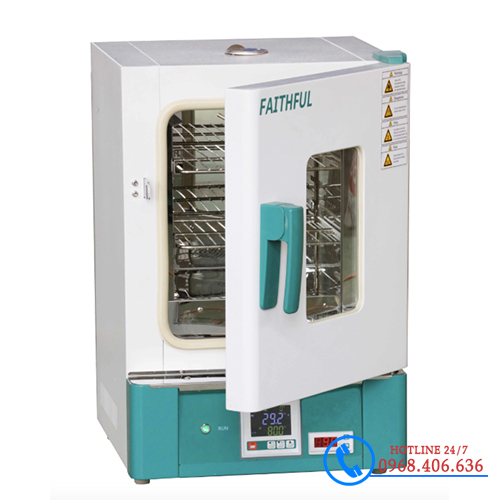 Tủ sấy 125 lít WHL-125BE hiển thi LCD Faithful 300 độ buồng Inox giá rẻ