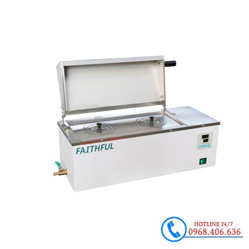 Hình ảnh Bể điều nhiệt 11 lít Faithful SHHW21.420AII ( 2 vị trí) cung cấp bởi Stech Sài Gòn. Sản phẩm có sẵn tại Hà Nội và Hồ Chí Minh