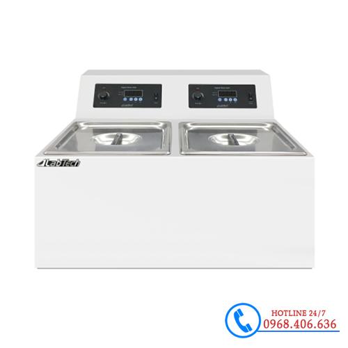 Hình ảnh Bể điều nhiệt 2 buồng Labtech LWB-211D (11 lít x 2) sản phẩm có sẵn tại Stech Sài Gòn