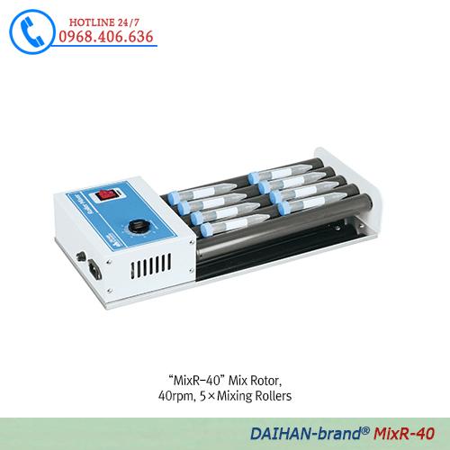 Hình ảnh <p>M&aacute;y lắc ống m&aacute;u Daihan MixR-40&nbsp;(kiểu con lăn)</p> sản phẩm có sẵn tại Stech Sài Gòn