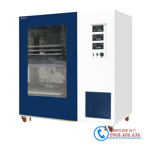 Hình ảnh Tủ ấm lắc có làm lạnh 2 tầng Labtech LSI-5002ML (Lắc tròn) sản phẩm có sẵn tại Stech Sài Gòn