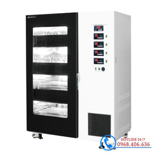 Hình ảnh Tủ ấm lắc có làm lạnh 4 tầng Labtech LSI-5004M (Lắc tròn) sản phẩm có sẵn tại Stech Sài Gòn