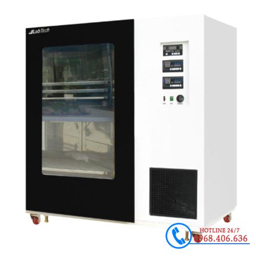 Hình ảnh Tủ ấm lắc có làm lạnh 2 tầng Labtech LSI-5002ML (Lắc tròn) cung cấp bởi Stech Sài Gòn. Sản phẩm có sẵn tại Hà Nội và Hồ Chí Minh