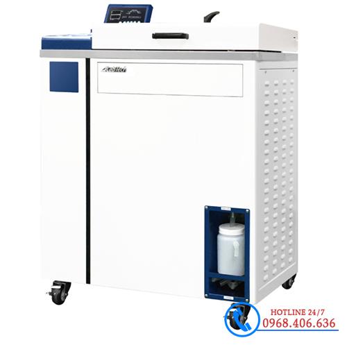 Hình ảnh Nồi hấp tiệt trùng 40 lít Labtech LAC-5040SD (Kiểu đứng) cung cấp bởi Stech Sài Gòn. Sản phẩm có sẵn tại Hà Nội và Hồ Chí Minh