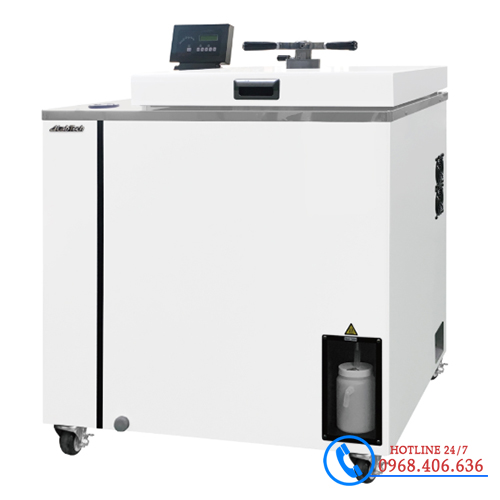 Hình ảnh Nồi hấp tiệt trùng 100 lít Labtech LAC-5100SP (class S) sản phẩm có sẵn tại Stech Sài Gòn