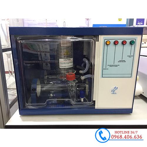 Hình ảnh Máy cất nước 1 lần Labsil AQUA-ON 2S-QB (2 lít/giờ) sản phẩm có sẵn tại Stech Sài Gòn