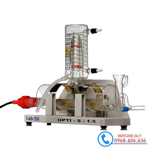 Hình ảnh Máy cất nước 1 lần Labsil OPTI-S-4 (4 lít/giờ) sản phẩm có sẵn tại Stech Sài Gòn