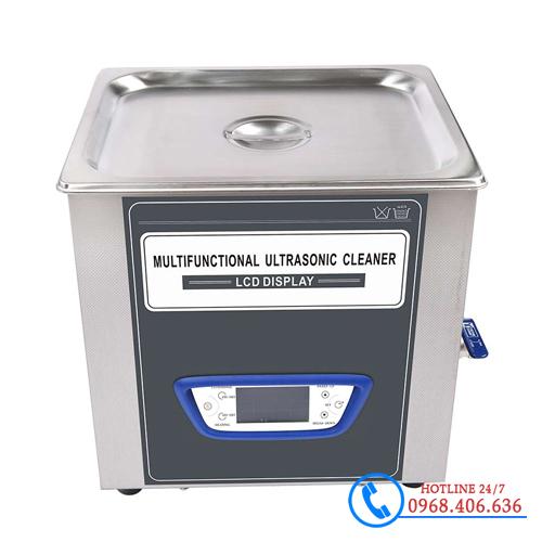 Hình ảnh Bể rửa siêu âm Trung Quốc Jeken TUC-100 (10 lít) sản phẩm có sẵn tại Stech Sài Gòn