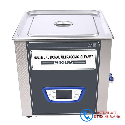 Hình ảnh Bể rửa siêu âm Trung Quốc Jeken TUC-150 (15 lít) sản phẩm có sẵn tại Stech Sài Gòn