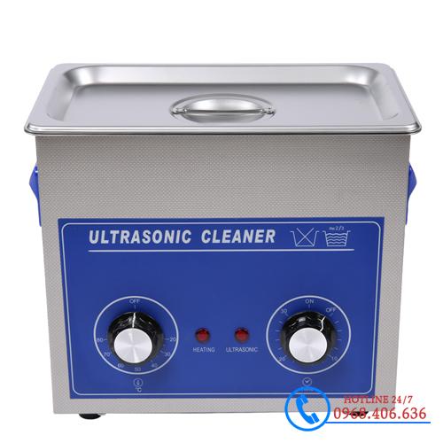 Hình ảnh Bể rửa siêu âm Trung Quốc Jeken PS-G60 (20 lít) sản phẩm có sẵn tại Stech Sài Gòn