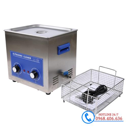 Hình ảnh Bể rửa siêu âm Trung Quốc Jeken PS-G60 (20 lít) cung cấp bởi Stech Sài Gòn. Sản phẩm có sẵn tại Hà Nội và Hồ Chí Minh