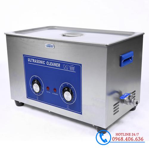 Hình ảnh Bể rửa siêu âm Trung Quốc Jeken PS-60 (15 lít) cung cấp bởi Stech Sài Gòn. Sản phẩm có sẵn tại Hà Nội và Hồ Chí Minh