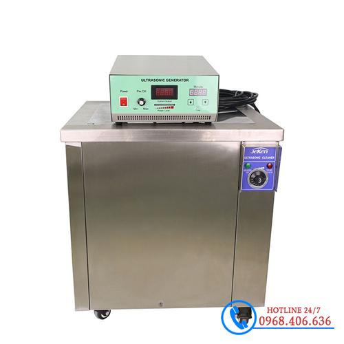 Hình ảnh Bể rửa siêu âm công nghiệp Trung Quốc Jeken KS-1012 (38 lít) sản phẩm có sẵn tại Stech Sài Gòn