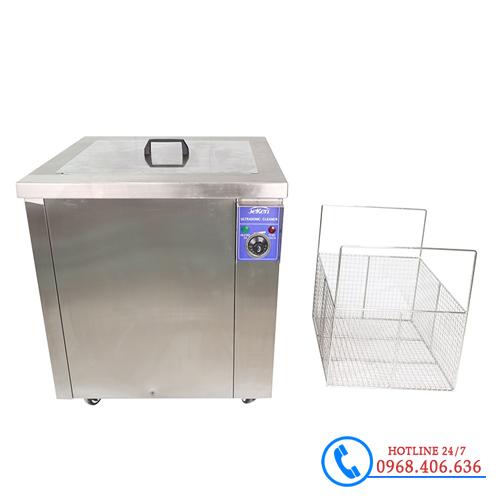 Hình ảnh Bể rửa siêu âm công nghiệp Trung Quốc Jeken KS-1018 (56 lít) sản phẩm có sẵn tại Stech Sài Gòn