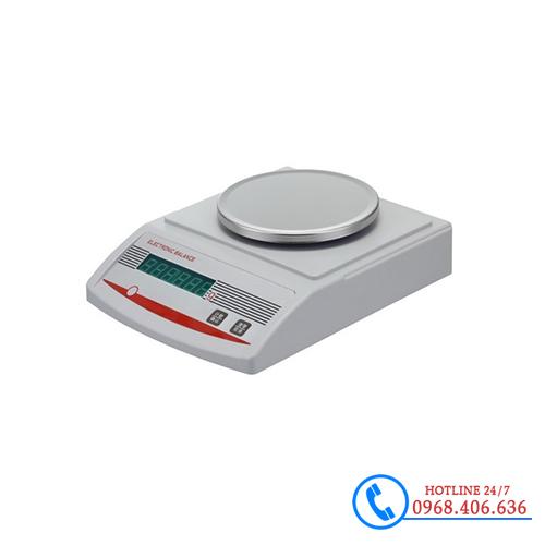 Hình ảnh Cân kỹ thuật 1 số lẻ 100g Labex HC-C1001 (Đĩa cân tròn) sản phẩm có sẵn tại Stech Sài Gòn