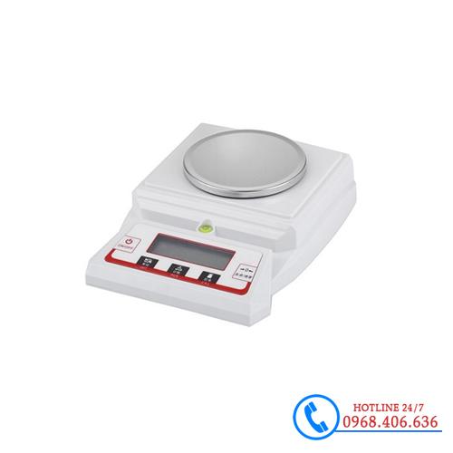 Hình ảnh Cân kỹ thuật 1 số lẻ 500g Labex HC-F5001 (Đĩa cân tròn) sản phẩm có sẵn tại Stech Sài Gòn