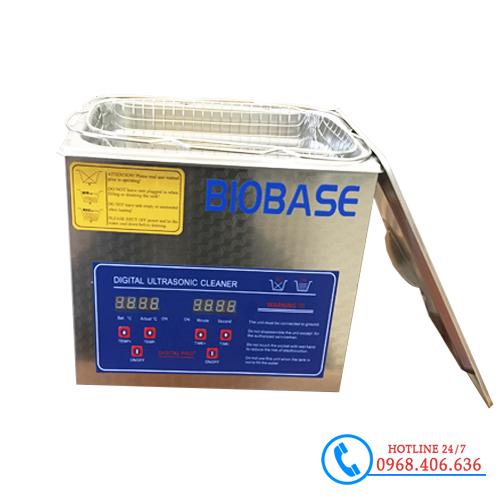 Hình ảnh Bể rửa siêu âm 1.3 lít UC-08A | Biobase - Trung Quốc sản phẩm có sẵn tại Stech Sài Gòn