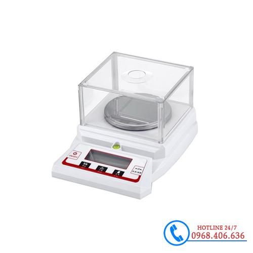 Hình ảnh Cân kỹ thuật 2 số lẻ 500g Labex HC-F5002 (Đĩa cân tròn) sản phẩm có sẵn tại Stech Sài Gòn
