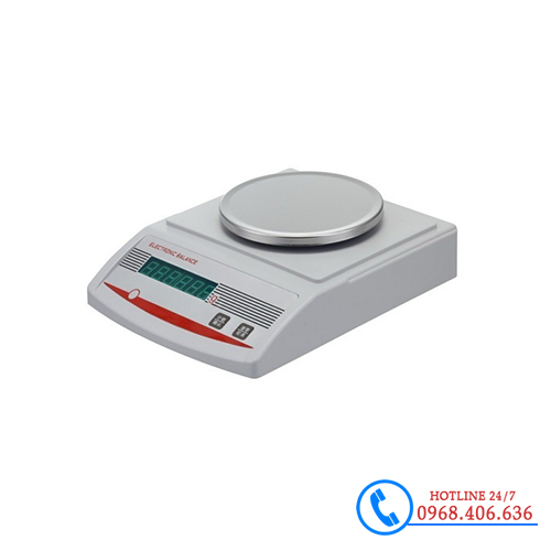 Hình ảnh Cân kỹ thuật 2 số lẻ 100g Labex HC-C1002 (Đĩa cân tròn) sản phẩm có sẵn tại Stech Sài Gòn