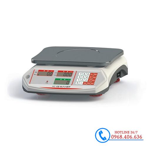 Hình ảnh Cân tính tiền điện tử 3kg Labex HC-ES3-02 (Đĩa cân vuông) sản phẩm có sẵn tại Stech Sài Gòn