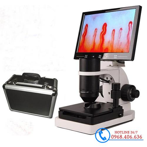 Hình ảnh Kính hiển vi soi mạch máu Trung Quốc SM-400X-9D sản phẩm có sẵn tại Stech Sài Gòn