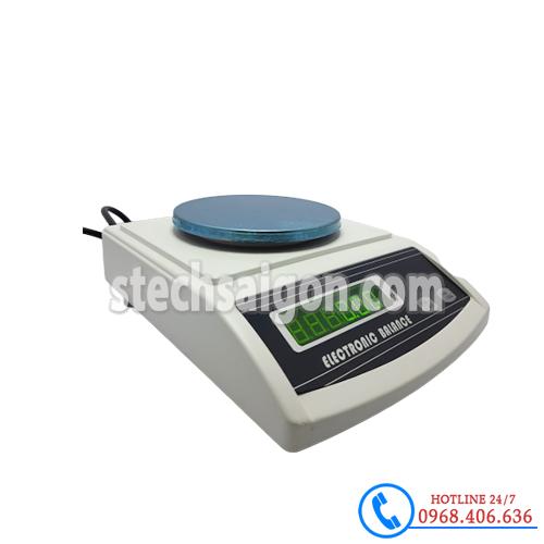 Hình ảnh Cân kỹ thuật 2 số lẻ 100g Labex HC-C1002 (Đĩa cân tròn) cung cấp bởi Stech Sài Gòn. Sản phẩm có sẵn tại Hà Nội và Hồ Chí Minh