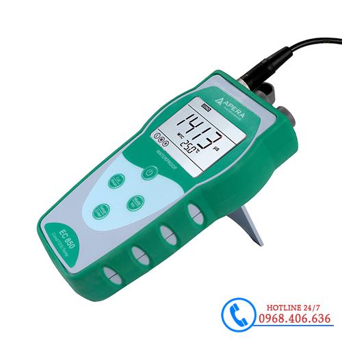 Hình ảnh Máy đo độ dẫn/TDS/độ mặn/nhiệt độ APERA EC850 cung cấp bởi Stech Sài Gòn. Sản phẩm có sẵn tại Hà Nội và Hồ Chí Minh