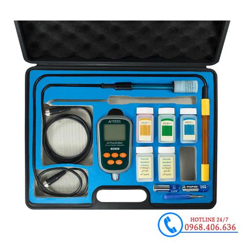 Hình ảnh Máy đo Flo/pH/nhiệt độ cầm tay APERA WS100 cung cấp bởi Stech Sài Gòn. Sản phẩm có sẵn tại Hà Nội và Hồ Chí Minh