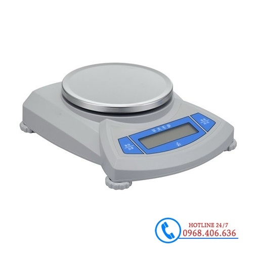 Hình ảnh Cân kỹ thuật 1 số lẻ 200g Labex HC-D2001 (Đĩa cân tròn) cung cấp bởi Stech Sài Gòn. Sản phẩm có sẵn tại Hà Nội và Hồ Chí Minh
