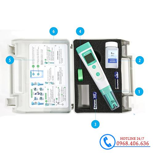 Hình ảnh Bút đo độ mặn APERA Salt20 cung cấp bởi Stech Sài Gòn. Sản phẩm có sẵn tại Hà Nội và Hồ Chí Minh