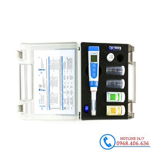 Hình ảnh Bút đo Ph/mV/nhiệt độ trên các mẫu thực phẩm rắn/bán rắn APERA pH60S cung cấp bởi Stech Sài Gòn. Sản phẩm có sẵn tại Hà Nội và Hồ Chí Minh